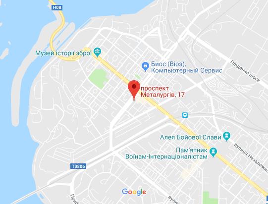 Отделение на Металлургов